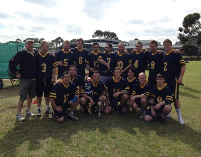 Division Two Premiers